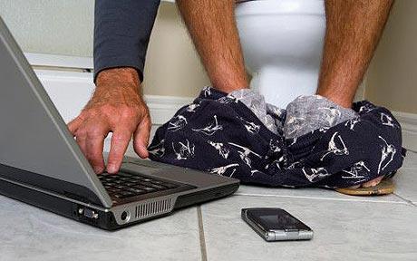 bathroom habit tracking: HR fail