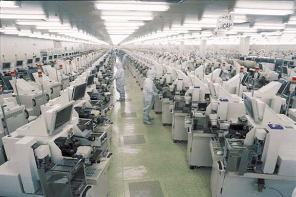 automated factory