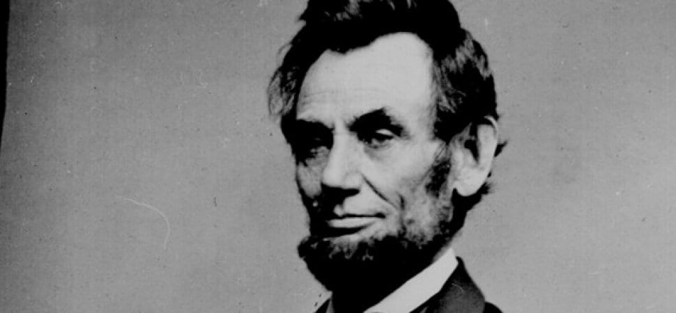 Abraham Lincoln and leadership