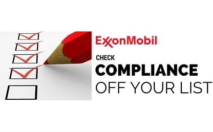 Exxon Mobil Compliance