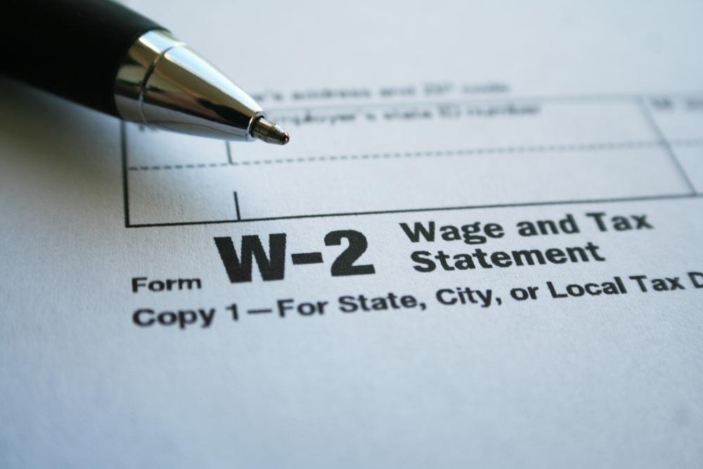 Form W-2 Deadline for Employers is Jan. 31: A Weekend Roundup