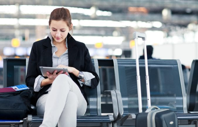 Protecting Company Data When Employees Travel: A Weekend Roundup