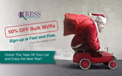 Save 50% Off Your Annual Bulk MVR Order