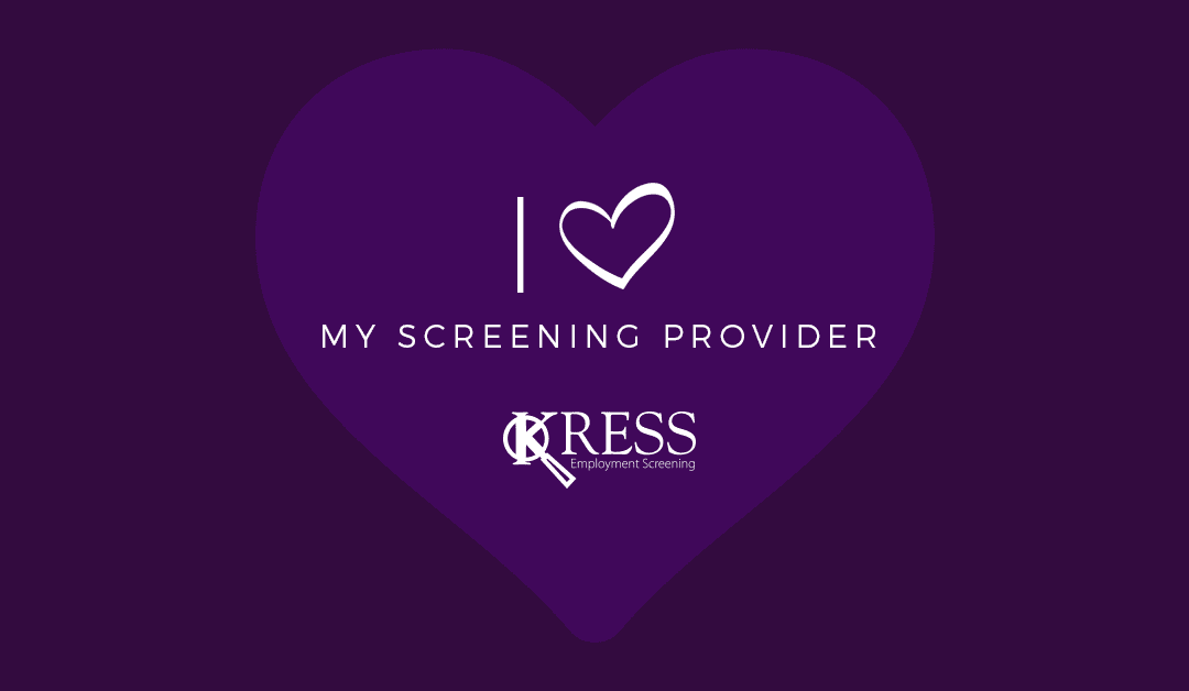 How to Tell a Good Screening Provider from a Bad One