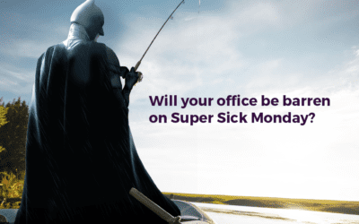 Will Your Office be Out of Bounds on #SuperSickMonday?