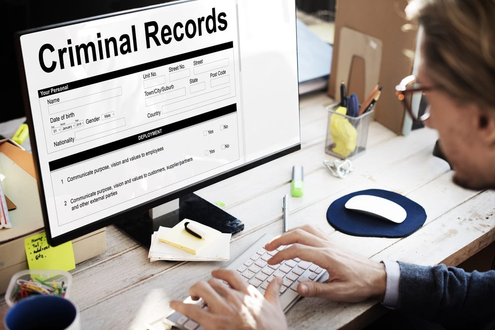 Criminal Background Checks and Privacy: What is Public Info?