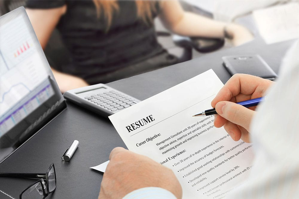Why Are Falsified Education Histories So Common on Resumes?