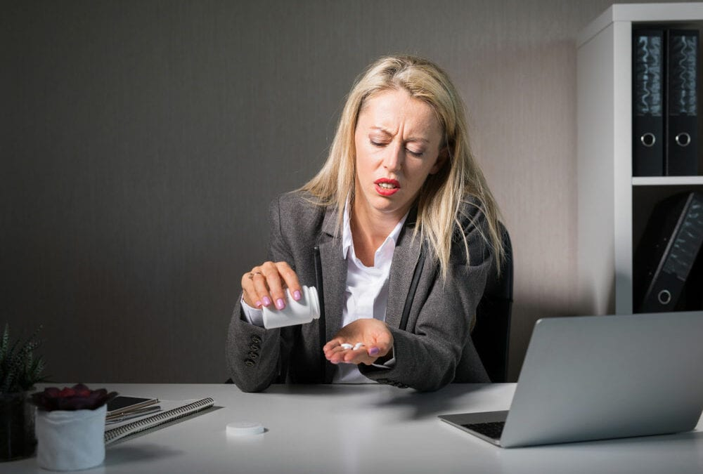 Talented employees hooked on drugs