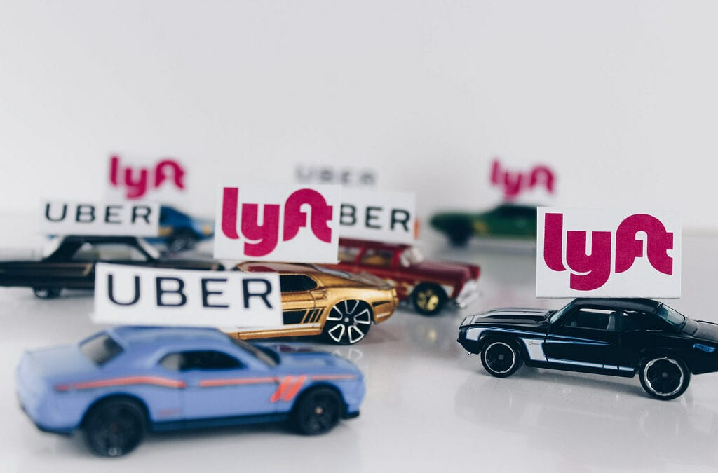 Weekend Roundup: Uber and Lyft Blow Off Congress; He, She, They; Smoker Denied Job