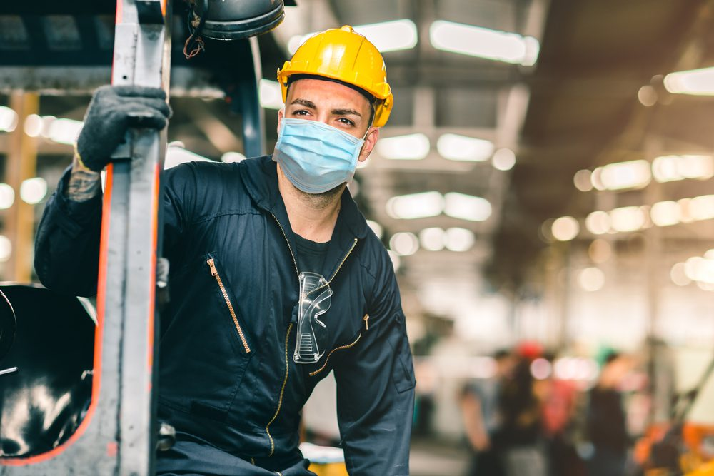 Race Biases, Workplace Mask Requirements, and Updated COVID-19 Guidance